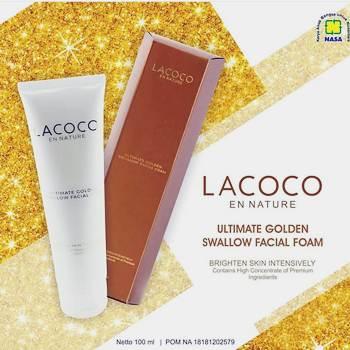 GSFOAM - LACOCO ULTIMATE GOLDEN - www.herb.co.id
