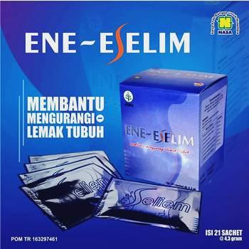 ESLIM NATURAL EXTRAK SLIM - herb.co.id