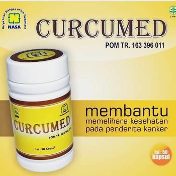 CURCUM CURCUMED ( Khusus Untuk Pencegahan Kanker ) - www.herb.co.id
