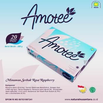 AMOTEE AMOTEE ( Glutation dan Collagen Ikan )