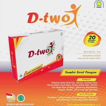 D TWO - Sumber Serat Pangan - www.herb.co.id