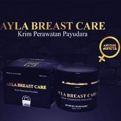 AYLA AYLA BREAST CARE - Perwatan Payudara Sendiri - herb.co.id