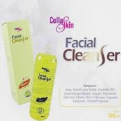 COLLA SKIN FACIAL CLEANSER - herb.co.id