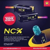 92 - NCX NATURAL CRYSTAL - X original - herb.co.id