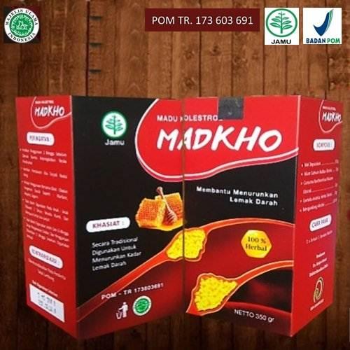 Beli MADU MADKHO (Penurun Kolesterol dan Asam Urat) - Herb.co.id