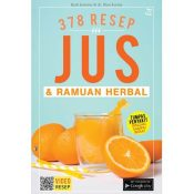 Download dan Review Buku 378 Resep Jus dan Ramuan Herbal - Oleh Budi Sutomo & dr. Dian Kurnia - Herb.co.id