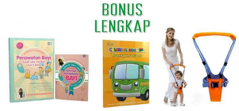 03 - Bonus Lengkap Buku Panduan Perawatan Bayi Dari Dr. Dyah Pusmala, SpA, MKes - Herb.co.id