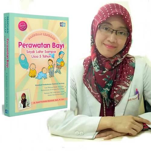 03 - Review Buku Panduan Perawatan Bayi Dari Dr. Dyah Pusmala, SpA, MKes - Herb.co.id