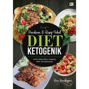 Download dan Review Buku Diet Ketogenik, Panduan dan Resep Sehat Oleh Rini Handayani - Herb.co.id