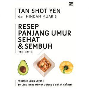 Download Review Buku Resep Panjang Umur Sehat dan Sembuh Oleh Tan Shot Yen, Hindah Muaris - Herb.co.id