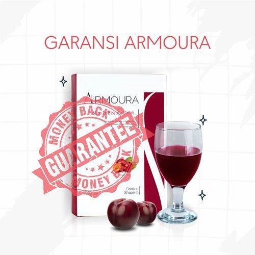 Garansi Uang Kembali - Armoura Slim & Beauty - Herb.co.id