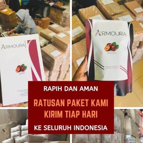 Packing Rapi - Armoura Slim Beauty - Herb.co.id