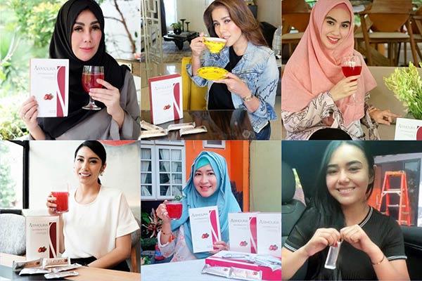 Rahasi Kulit Cantik Artis dan Selebgram - Armoura Slim & Beauty - Herb.co.id