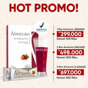 Paket Hemat Promo Armoura Slim & Beauty Drink